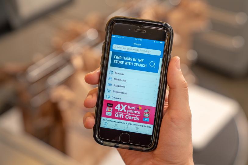 Kroger pay payment app